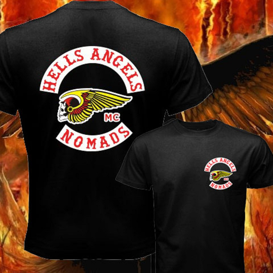 hells angels vest and shirt. Black Bedroom Furniture Sets. Home Design Ideas