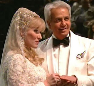 benny hinn suzanne wife wedding
