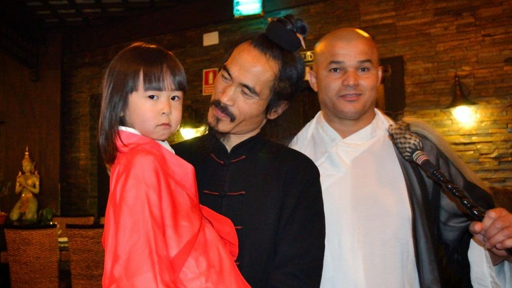 Yuan Xiu Gang Wudang and team Master Senna and Master PatyLee Kung-Fu