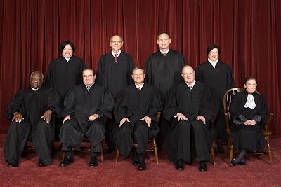 The Supreme Court of the United States PHOTO