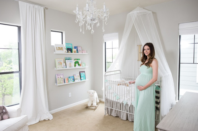 Baby Oasis Stop By To View Her Nursery Reveal On Veronika S Blushing Get Ready Fawn As We Take A Look Inside Harper Beautiful
