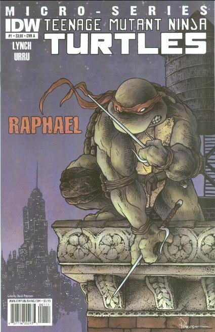 [Comics] TMNT: votre collection, vos reviews et arrivages Alopex01