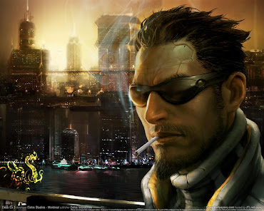 #26 Deus Ex Wallpaper