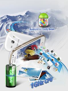 Samsung Galaxy Fame S6810 Stunning Performance