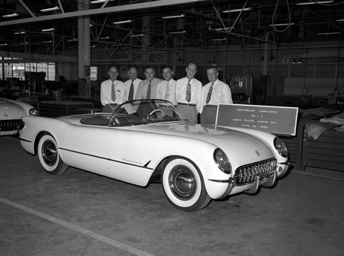 El mítico Corvette cumple 60 años