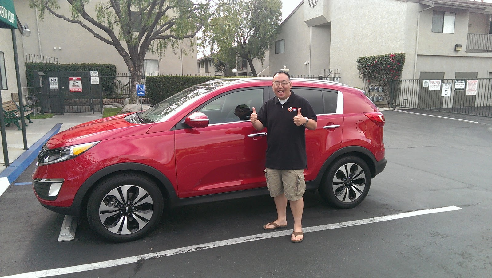 Vehicle Review: 2013 Kia Sportage!