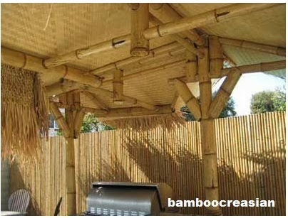 a bamboo fence bamboo poles build a bamboo tiki hutmake bamboo hutdiy bamboo tiki bardo yourself tiki barbamboo fence - Bamboo Fence Roll