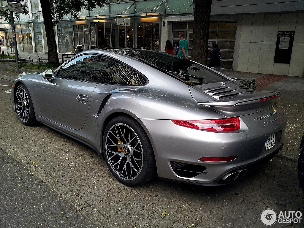 911 turbo pictures videos silver 991 turbo by wavecars. Black Bedroom Furniture Sets. Home Design Ideas
