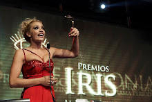 PREMIO IRIS A LA MEJOR CONDUCTORA DE LA TV
