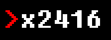 x2416