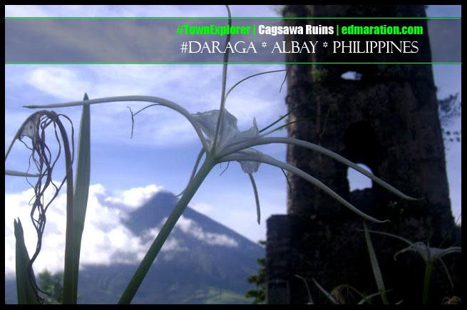Cagsawa Ruins | Daraga, Albay, Philippines