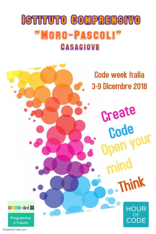 Italian code week