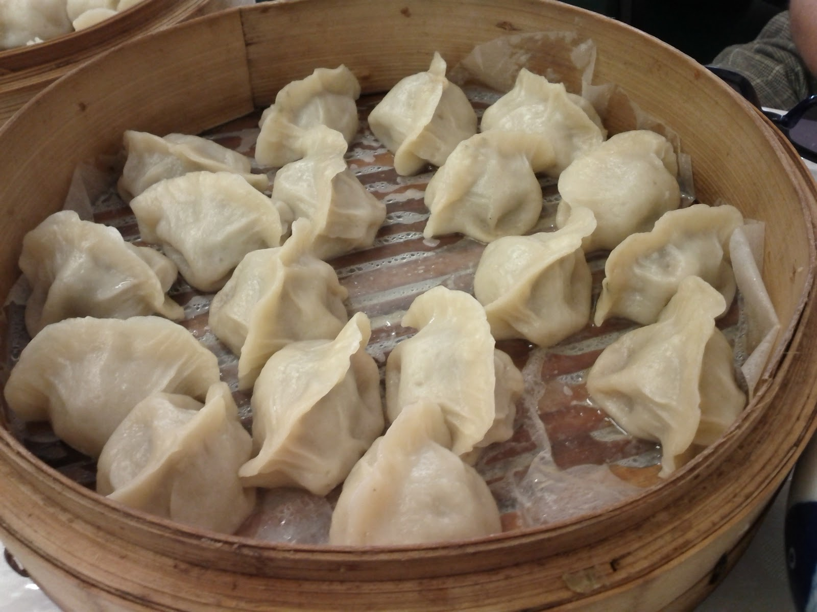 Auckland Food Blog: Down in the Dumplings