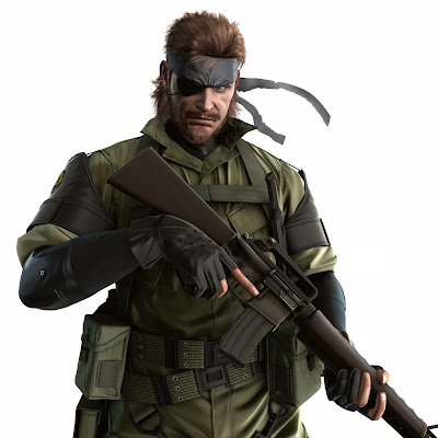 Snake Big Boss Metal Gear Solid 3