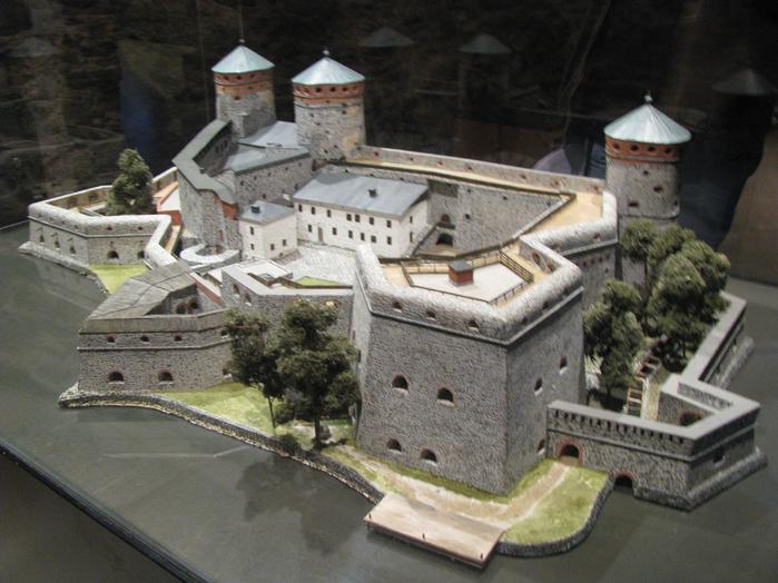 Поделка брестская крепость своими руками