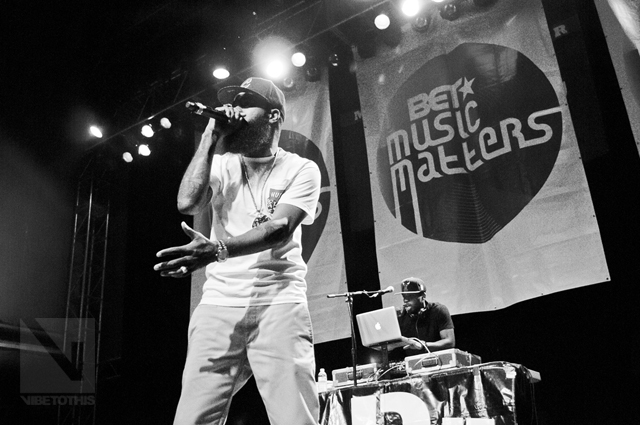 stalley vtt 1 Kendrick Lamar x Ab Soul x Jay Rock x Stalley / BET Music Matters Tour Live @ Rams Head, Baltimore, MD