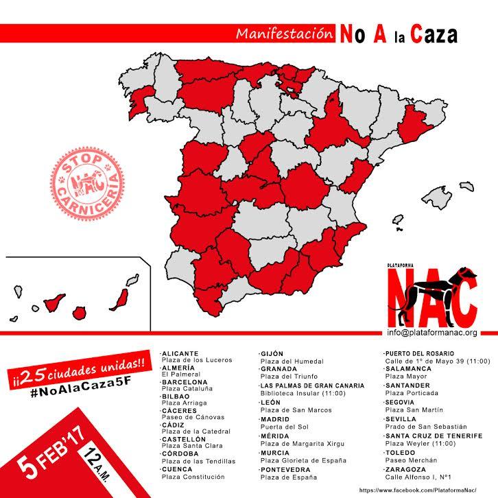 Puntos de España: