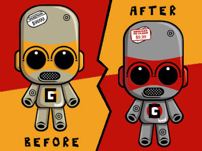 It's a Gadget Mascot makeover!