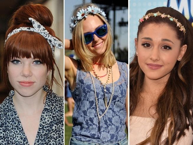 Carly Rae Jepsen, AnnaSophia Robb, Ariana Grande