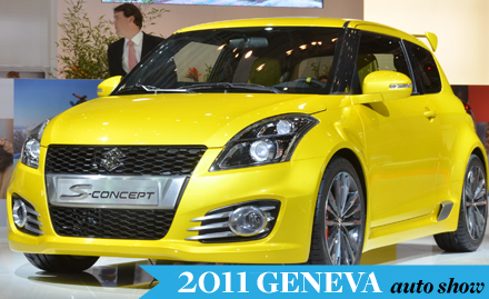 Suzuki Swift S [concept]