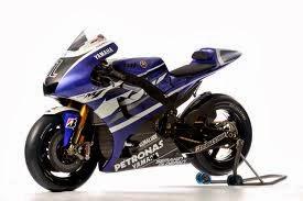 Foto Yamaha YZR-M1 Motor Yamaha Terbaru 2014