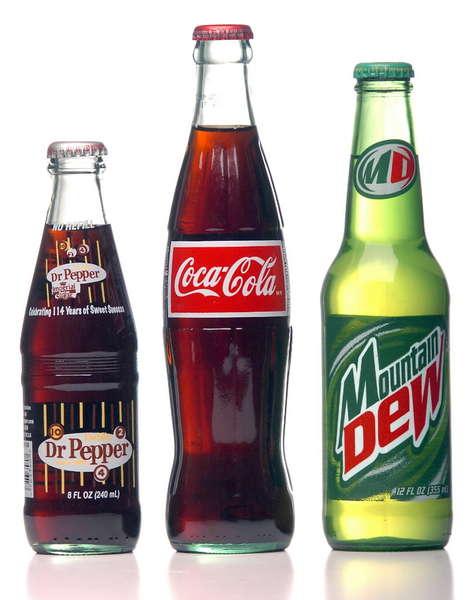 carbonated beverage: