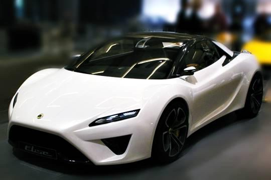 2016 Lotus Elise Specs