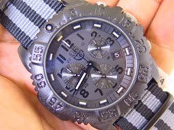 LUMINOX CHRONOGRAPH BLACKOUT