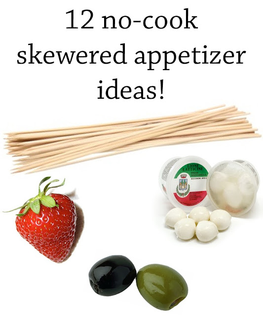 no-cook appetizers