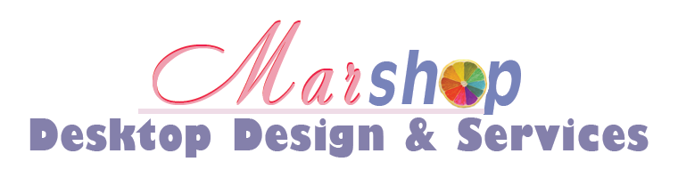 GRAPHIC DESIGNS - Marshop Desktop Designs