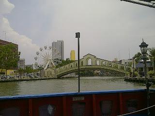 #UltrasJelajahMelaka : River Cruise Melaka