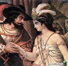 Las mujeres que marcaron la vida de Hernán Cortés