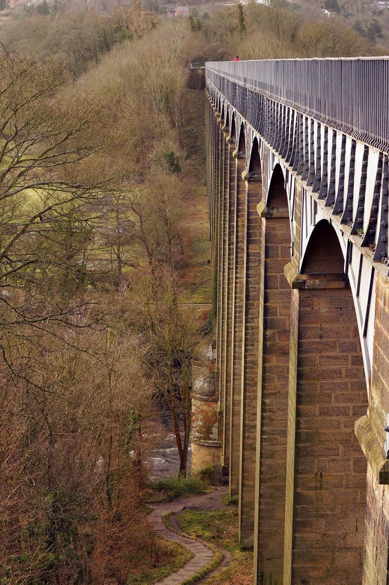 Pontcysyllte Aqueduct is the longest and highest aqueduct in Britain, a Grade I Listed Building and a World Heritage Site.