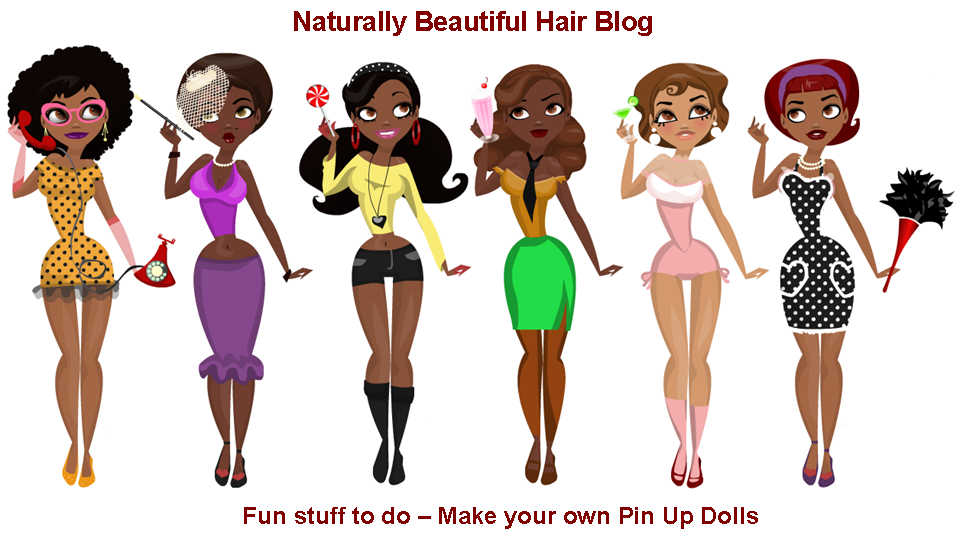 Go to Doll Divine Pin-Up Maker.