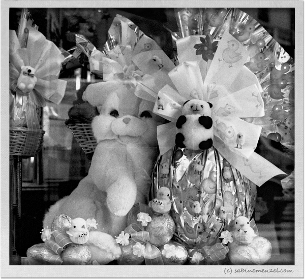 Psynopsis Barcelona Easter Bunny