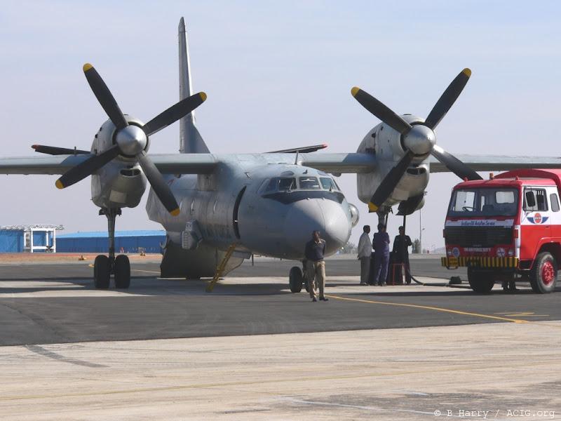 An-32 Cline Multipurpose Transport Aircraft