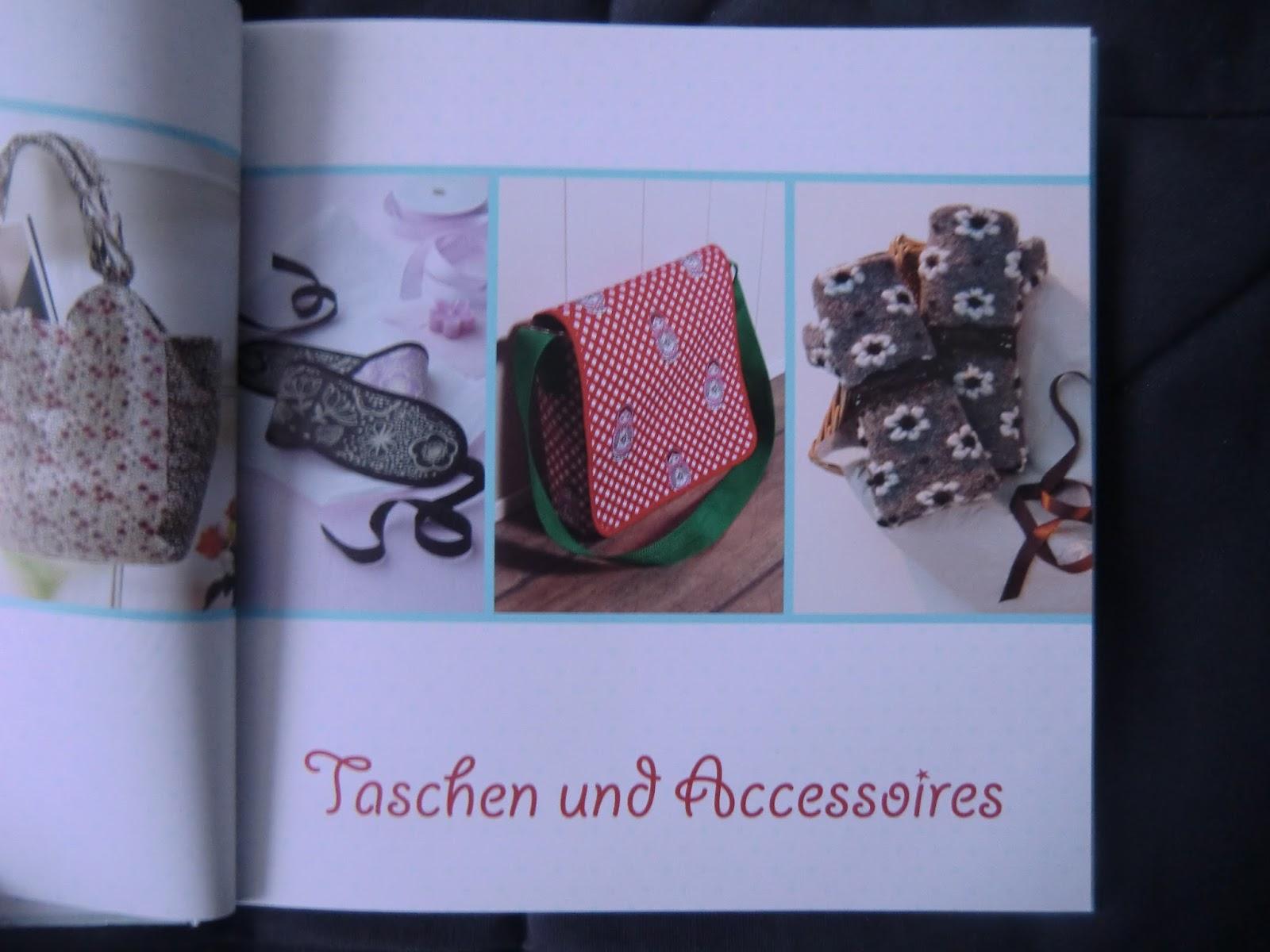 Der alltägliche Wahnsinn in Deutschland: Kreativbuch Nähen von Tchibo