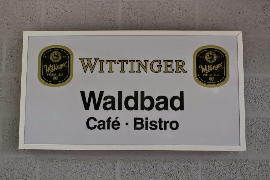Waldbad - Cafe - Bistro