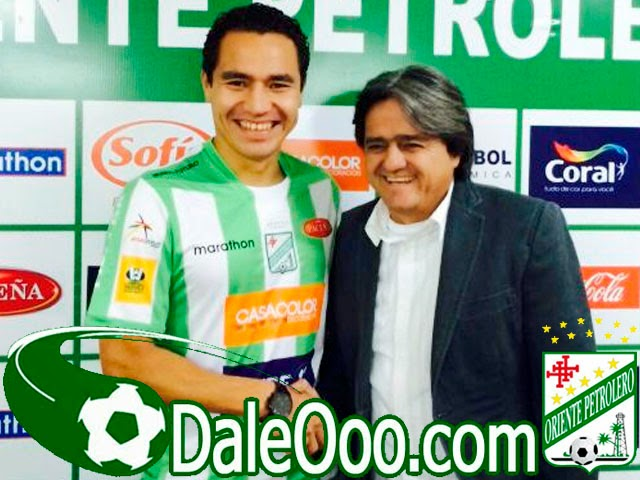 Oriente Petrolero - Gualberto Mojica - Jose Ernesto Keko Álvarez - DaleOoo.com web del Club Oriente Petrolero