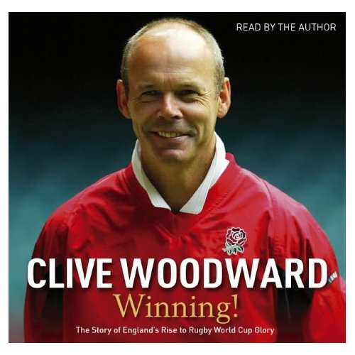Winning Clive Woodward