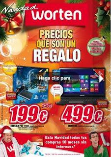 catalogo Navidad 2012 worten es