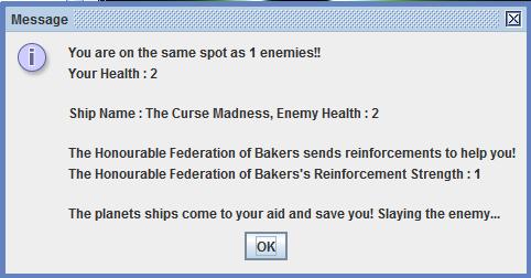 Multi-ship battles