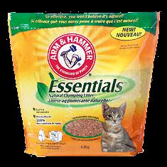 Arm & Hammer Essentials natural cat litter