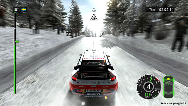 WRC 4 FIA World Rally Championship (2013) Screenshot 1