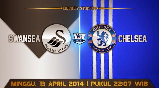 Prediksi Skor Swansea vs Chelsea 13 April 2014