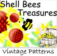 SHELL BEES TREASURES