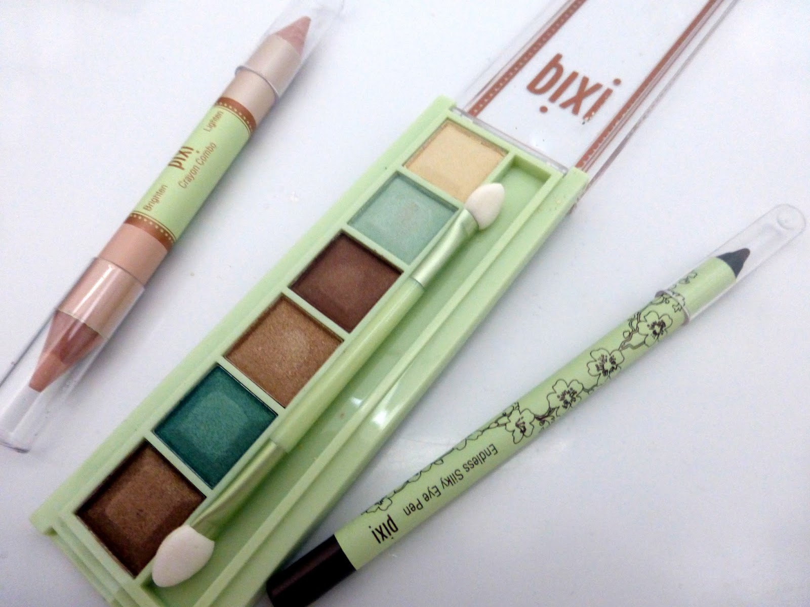 Pixi Makeup from HQ Hair