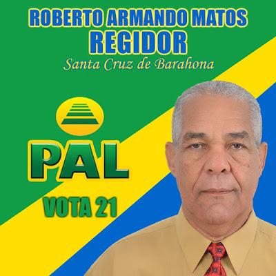 ROBERTO ARMANDO REGIDOR