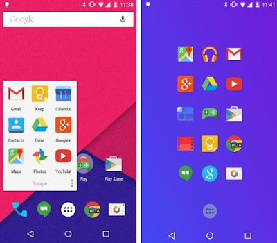 Download Icon Pack Android APK Keren Moonshine Icon Pack