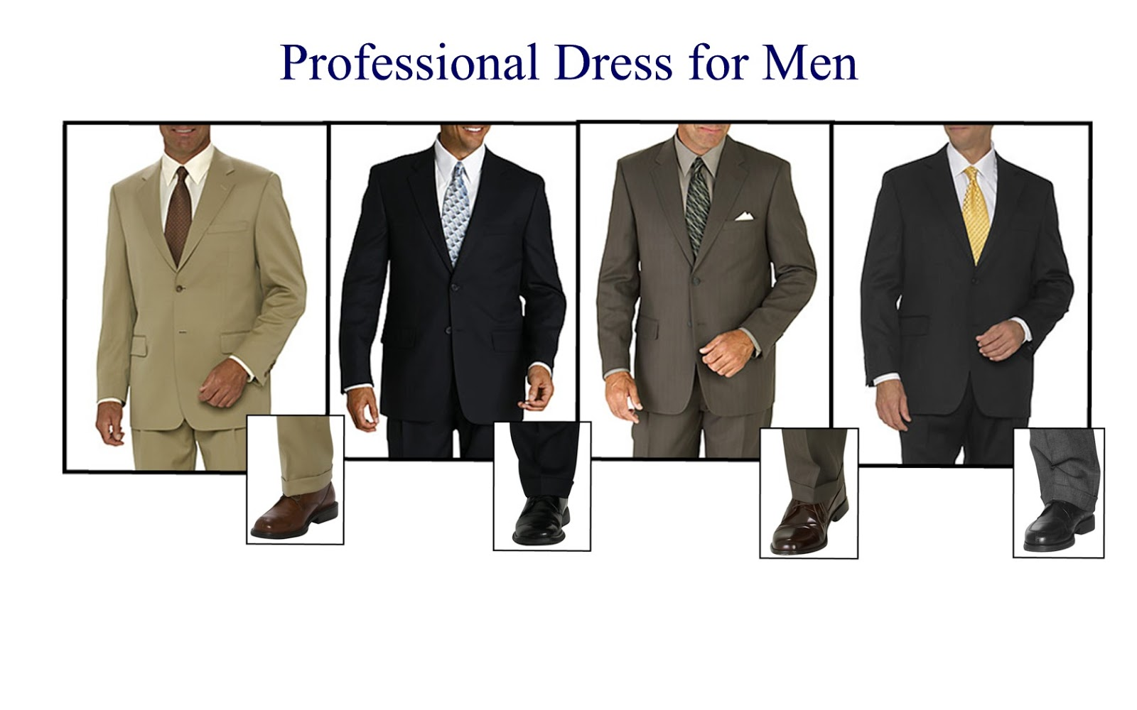 Business Casual Dress Code